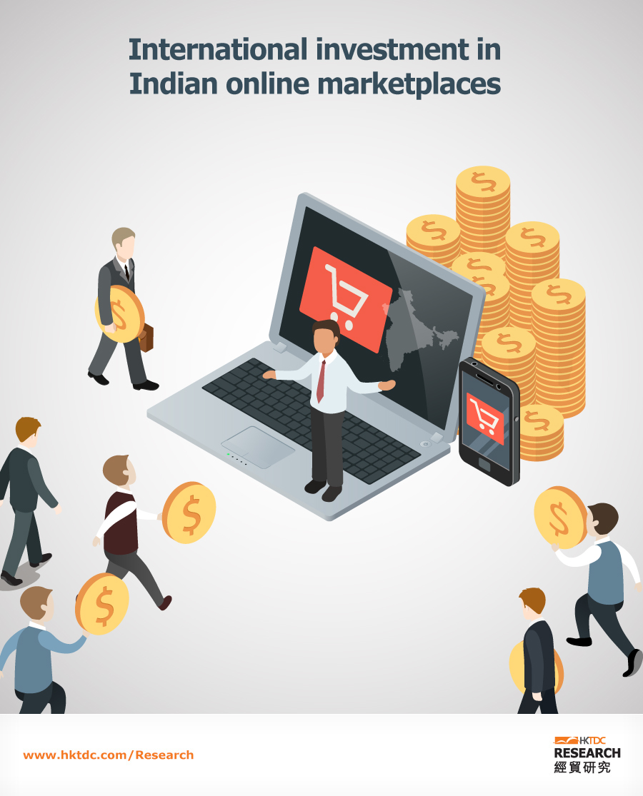 Picture: International investment in Indian online marketplaces