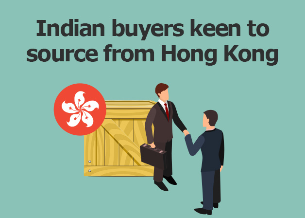 Picture: Indian buyers keen to source from Hong Kong