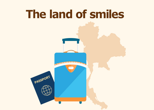 Picture: The land of smiles