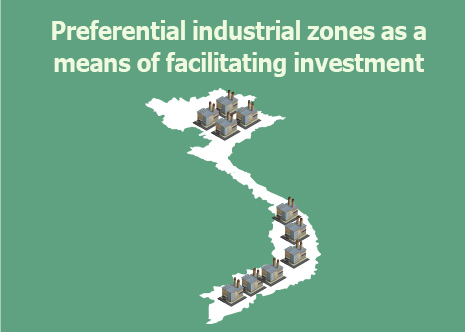 Picture: Preferential industrial zones as a means of facilitating investment