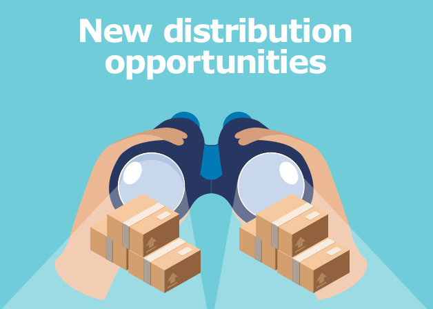Picture: New distribution opportunities